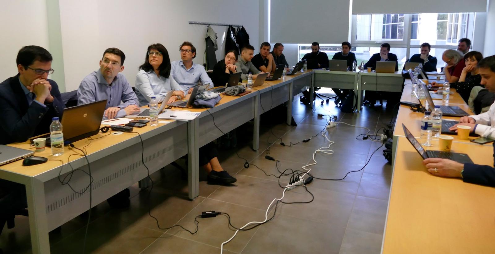 M30 Consortium meeting