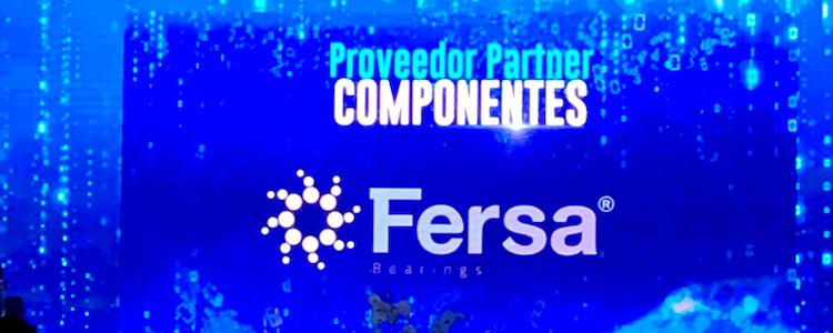 Fersa award Sisamex