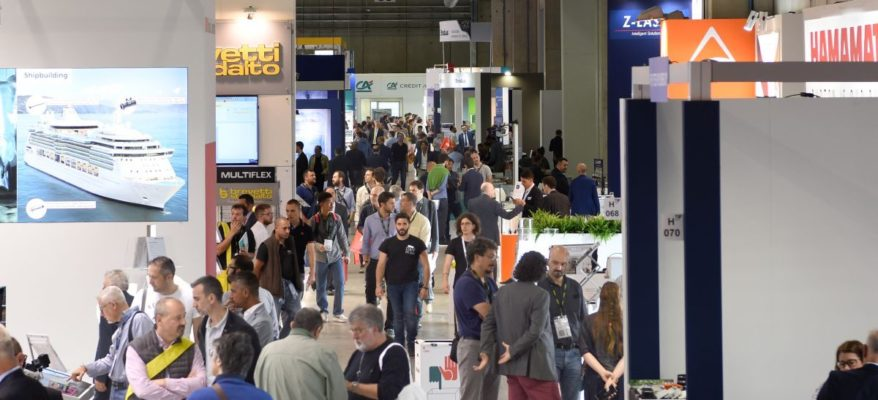 SPS IPC Drives Italia