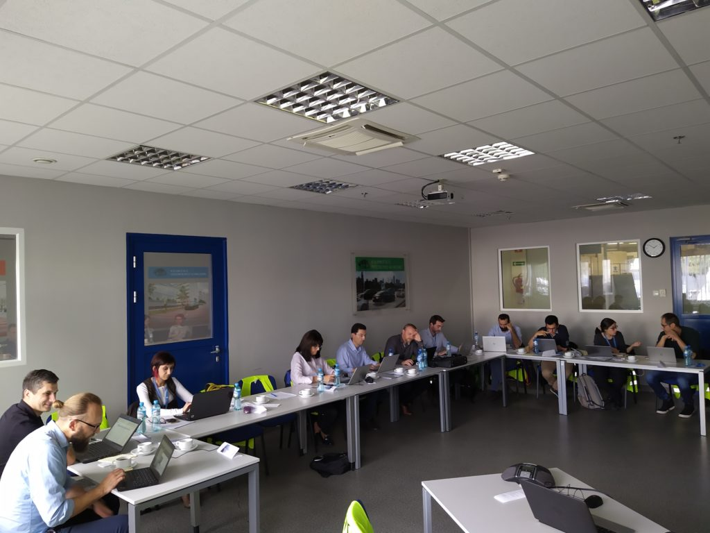 STREAM-0D partners' meeting in Gliwice